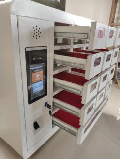 安卓抽屉式手机充电柜,手机充电柜生产厂家,智能抽屉式手机充电柜